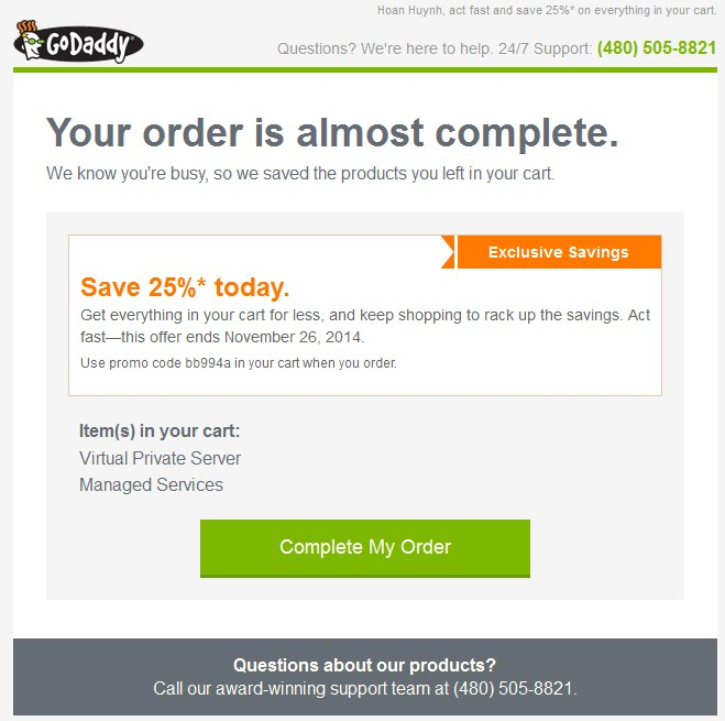 Get-Promo-Code-And-Save-Cost-25-With-GoDaddy-Order
