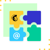 Push Email Templates to Mailchimp Icon