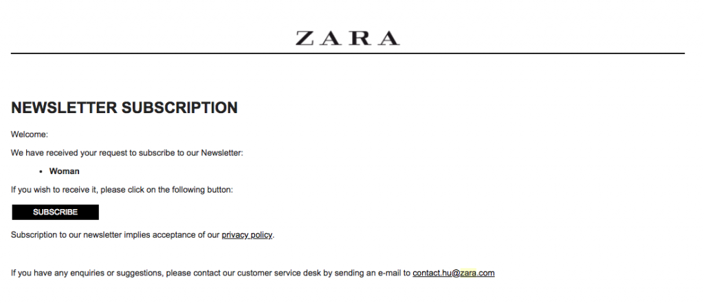 22 Of The Best Automated E Commerce Email Template Examples