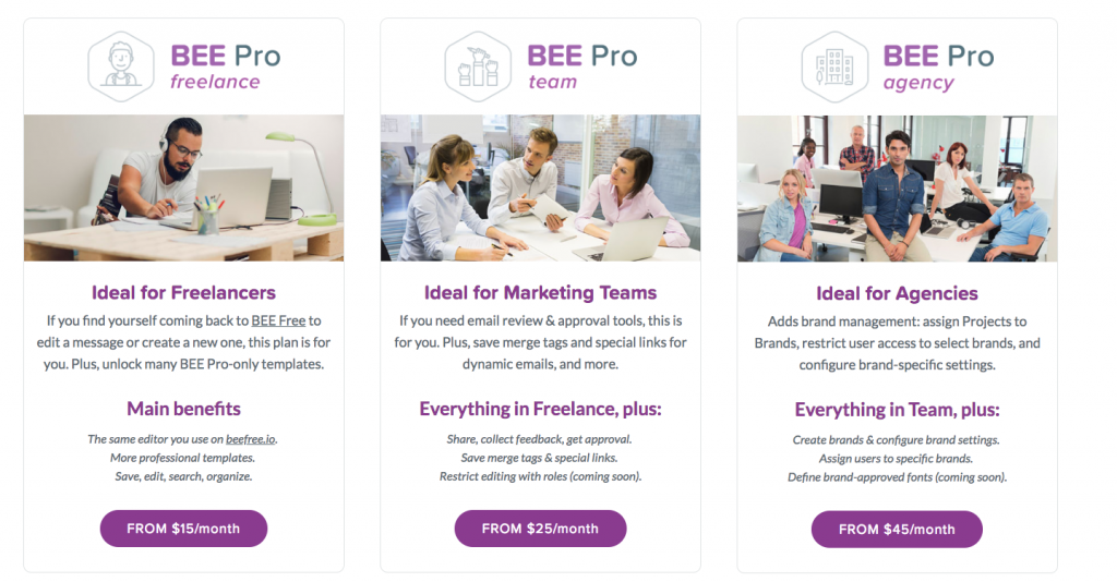 bee-pro-pricing