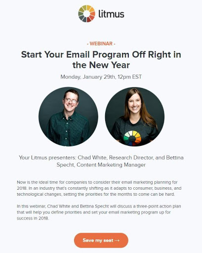 10 of the Best Webinar Invitation Email Examples You've Ever Seen