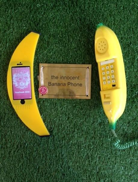 The banana phone - Innocent drinks