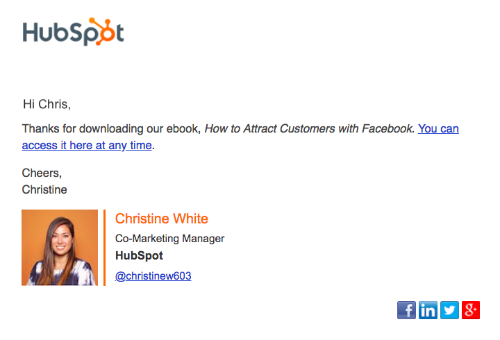 Hubspot-e-book-triggered-email