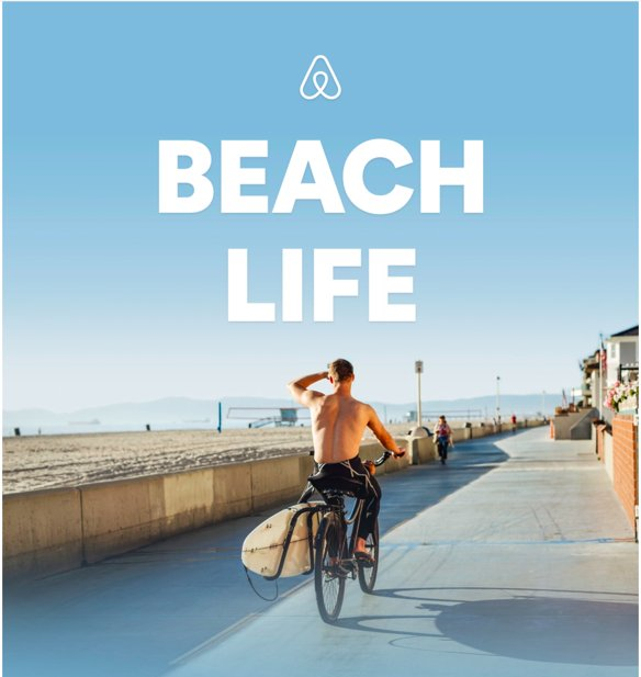 email font best example from Airbnb