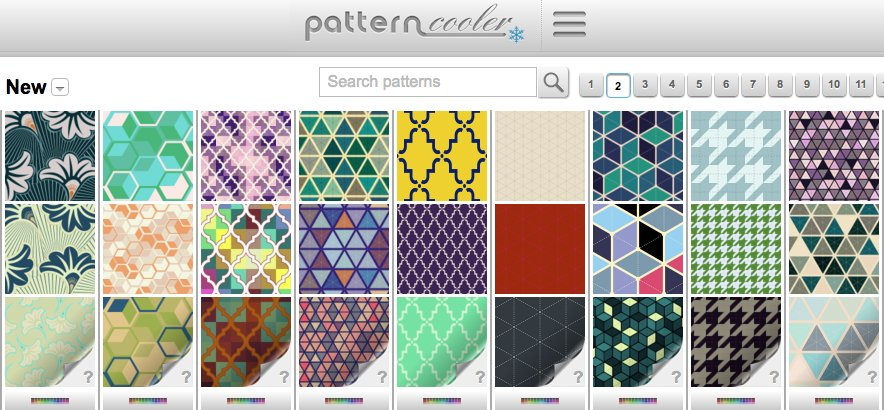 pattern finder tool