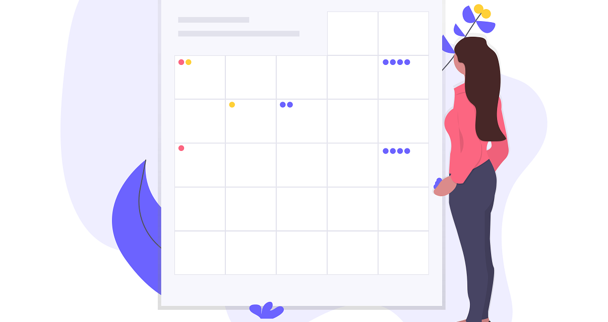 Email Marketing Planning Calendar for 2020 (Free Template)