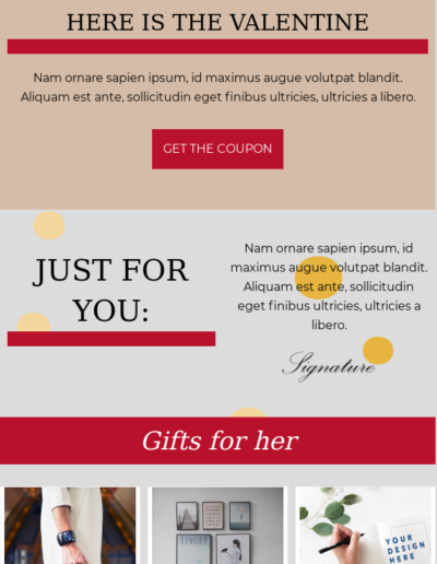 all-you-need-is-love-valentines-day-newsletter-template