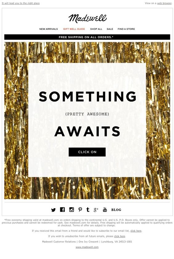 Madewell-Mystery-offer
