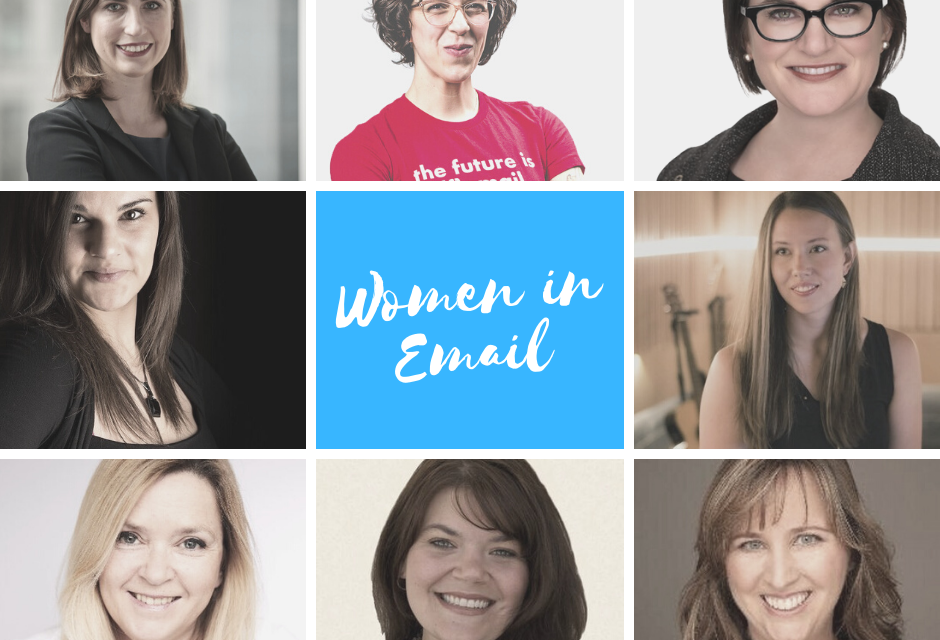 10 Women in Email Marketing That You Need to Follow