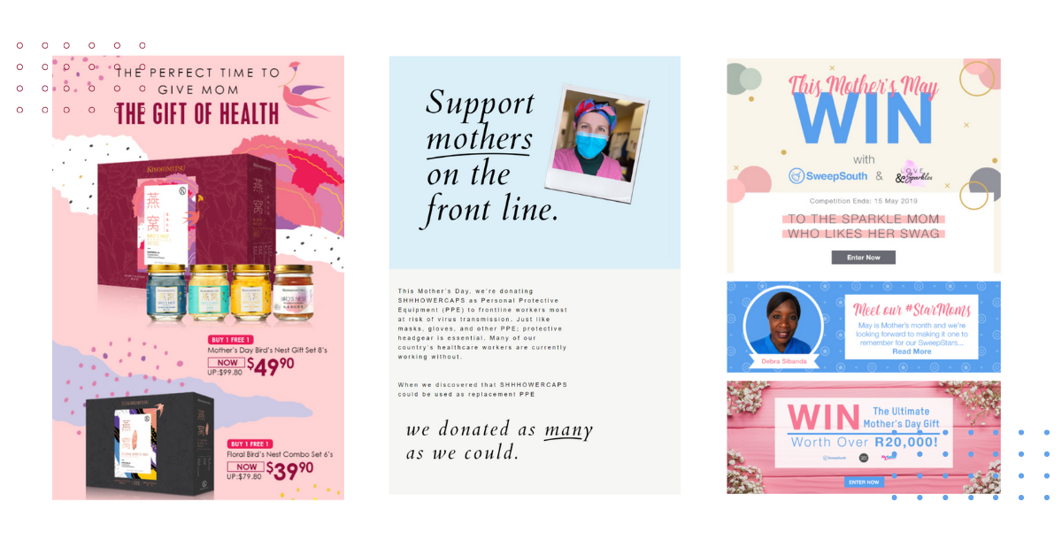 Mother's Day Email Marketing Examples, Subject Lines & Templates