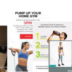 Emails Sent by Gyms, Fitness & Workout Professionals