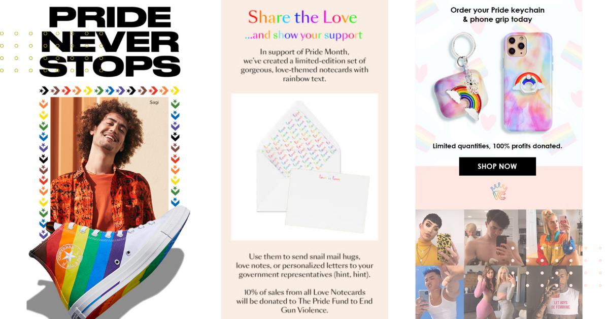 Pride Month Email Designs That'll Inspire You in 2021 🌈