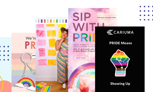 Pride Month Email Designs That'll Inspire You in 2020 🌈