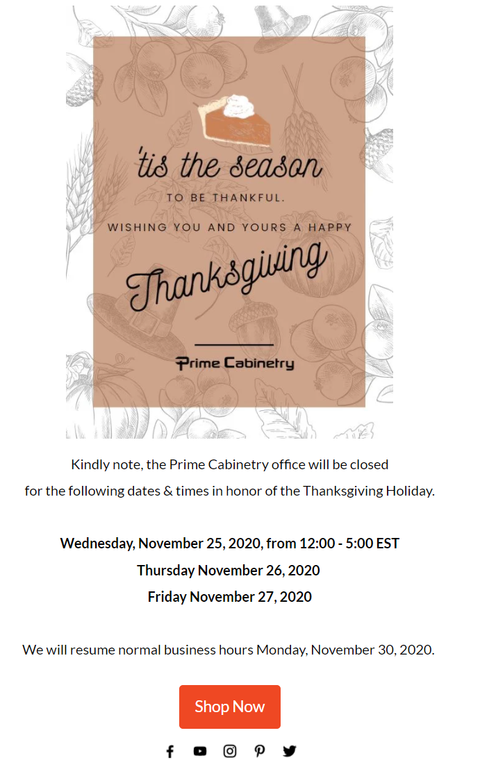 -cabinetry-thanksgiving-office-closings
