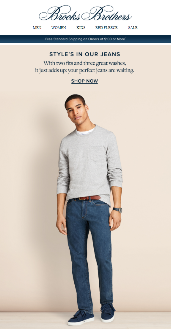 BrooksBrothers-great-style-is-in-our-jeans
