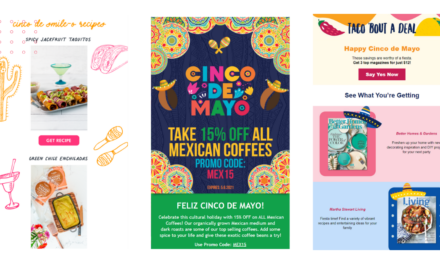 The best Cinco de Mayo emails in 2021