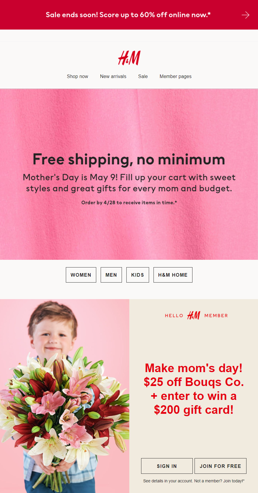 HM-free-shipping-on-mothers-day-gifts-and-everything-else